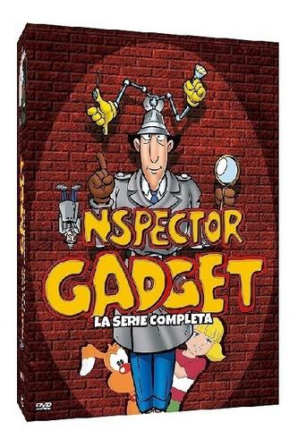 El Inspector Gadget - Serie Animada Coleccion Completa - Dvd