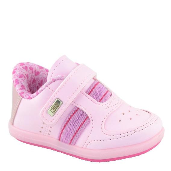 Tênis Infantil Para Menina Kidy Colors 00907110008