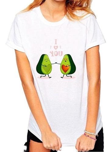 Camiseta Aguacate I Love You