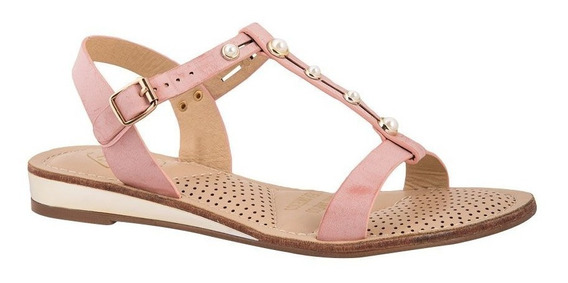 Sandalia Traba T Pink By Price Shoes Rosa Mujer 170433 2.5cm