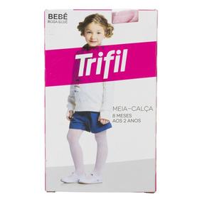 7e8ed5124 Meia Calça Trifil Para Bebe - Calçados