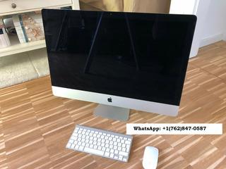 Apple iMac 27 Inch Late 2012, 3.2ghz, 1 Tb, 8 Gb Ram