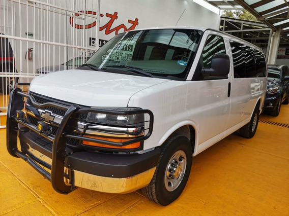 2017 Chevrolet Express Cargo Ls Van B