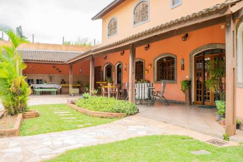 Imagem 1 de 15 de Chácara Para Venda Em Mairiporã, Luiz Fagundes, 4 Dormitórios, 1 Suíte, 2 Banheiros - Chmc0394_2-1184034