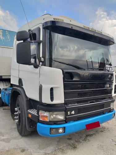 Imagem 1 de 9 de Scania P 114 330 4x2 2003 Pra Vender Rapido