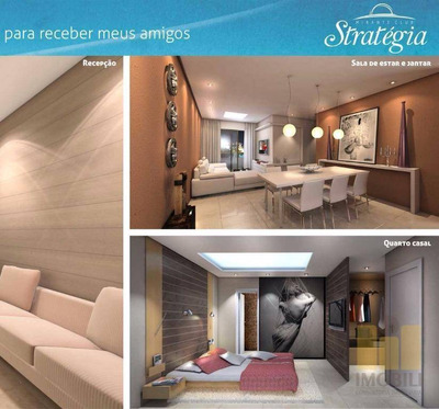 Apartamento Residencial À Venda, Farol, Maceió. - Ap0073