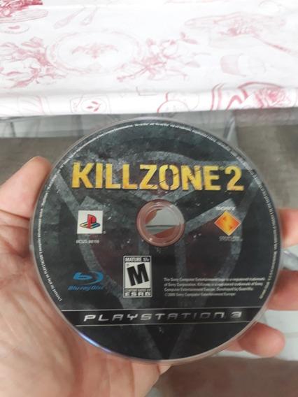 Killzone 2 Playstation 3 Midia Física