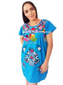 f85ca9e09b Vestidos Bordados Mexicanos - Vestidos de Mujer en Mercado Libre México
