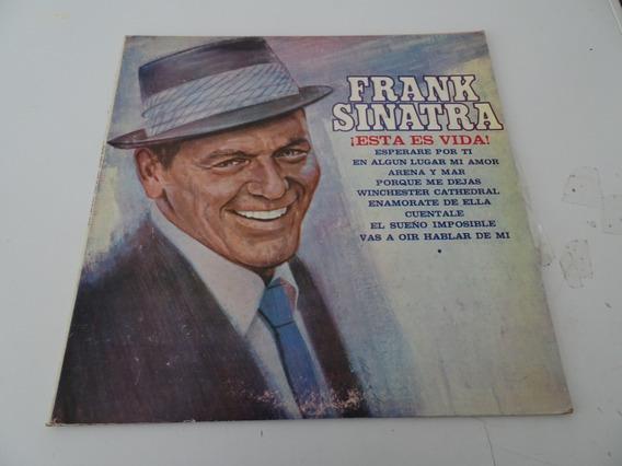 Frank Sinatra - Esta Es Vida - Vinilo Argentino