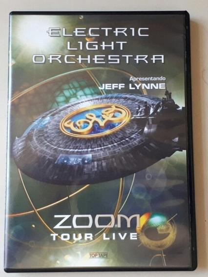 Dvd Elo Electric Light Orchestra - Zoom Tour Live - Original