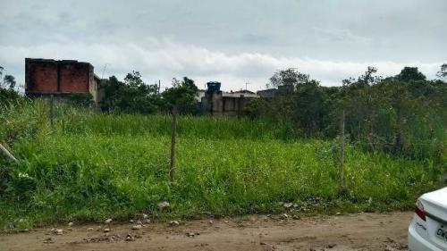 Imagem 1 de 5 de Terreno Em Itanhaém Medindo 286m². 6832e