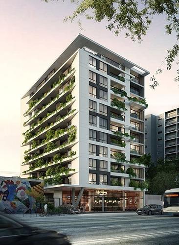 Lu771 - Vendo Apartamento Monoambiente 01 Libertador