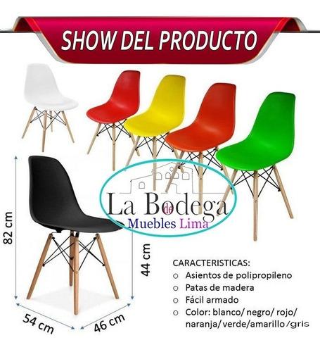 Silla Eames Diseño Original