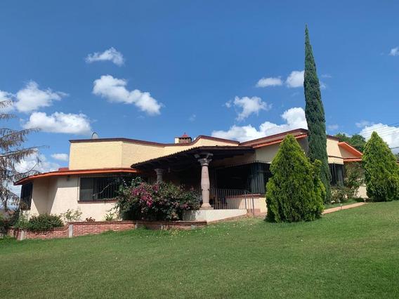 Rento Espectacular Y Acogedora Casa En Tequisquiapan