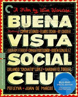 B Vista Social Club Crterion Colectn Importado Bluray Nuevo