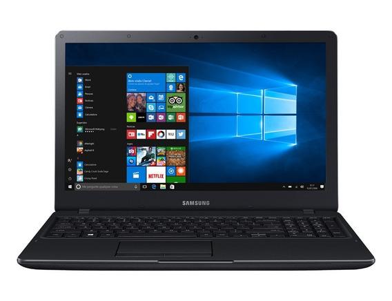 Notebook Samsung Intel Core I5 7 Ger 4gb 1tb 15 - Novo