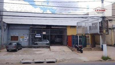 Galpão Comercial Para Locação, Butantã, São Paulo. - Ga0025