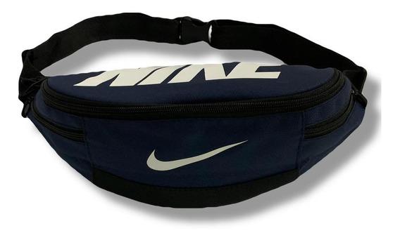 Cangurera Nike Deportiva Camuflaje