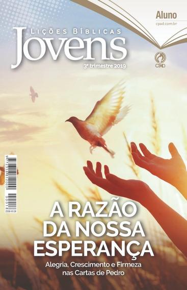 A Razão Da Nossa Esperança (livro De Apoio Jovens Do 3º Tr.