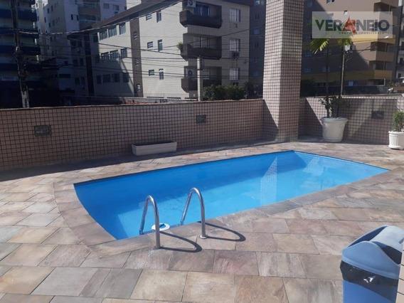 Apartamento Com 3 Dormitórios À Venda, 108 M² Por R$ 400.000 - Boqueirão - Praia Grande/sp - Ap3393