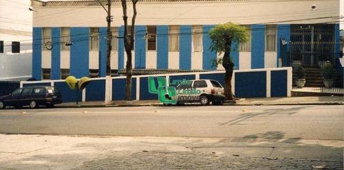Prédio, 1400 M² - Venda Por R$ 4.500.000,00 Ou Aluguel Por R$ 25.000,00/mês - Limão (zona Norte) - São Paulo/sp - Pr0008