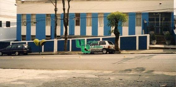 Prédio, 1400 M² - Venda Por R$ 4.500.000,00 Ou Aluguel Por R$ 20.000,00/mês - Limão - São Paulo/sp - Pr0008