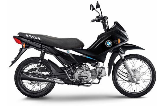 Adesivos Emblema Honda Pop 110i Sings Da Hora / Kit Adesivo Bmw