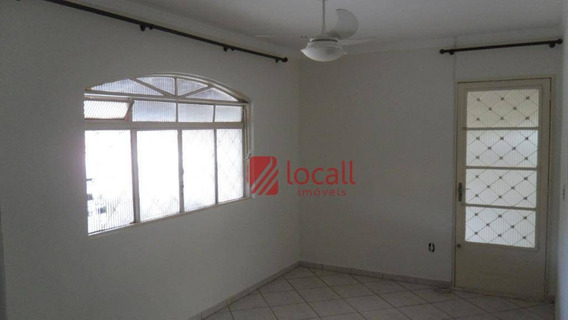 Casa Com 2 Dormitórios À Venda, 138 M² Por R$ 215.000 - Cecap - São José Do Rio Preto/sp - Ca1756