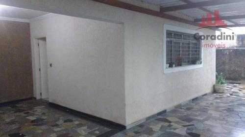 Imagem 1 de 20 de Casa Residencial À Venda, Jardim Europa, Nova Odessa. - Ca1137