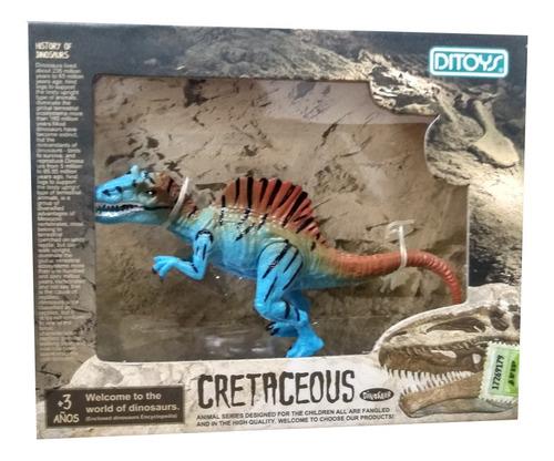 Imagen 1 de 1 de Cretaceous Dinosaurios 14 Cm Velociraptor
