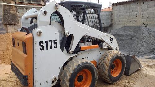 Mini Carregadeira Bobcat S175