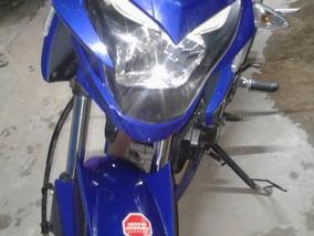 Moto Bera Brz 200 Año 2014