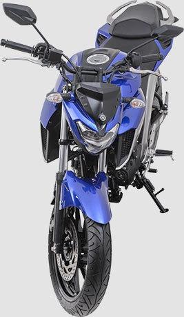 Fazer 250 Abs 0 Km Azul Yamaha