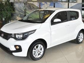 Fiat Mobi 1.0 Easy Anticipo $60000 Saldo Financia Fiat 0%
