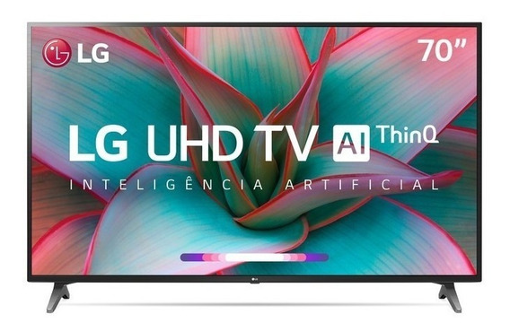 Smart Tv LG 70 4k Uhd Wifi Bluetooth Hdr C/ Smart Magic