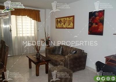 Arriendo De Apartamento Económico En Medellín Cód: 4511