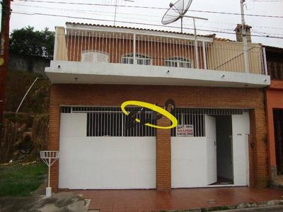 Casa Com 3 Dormitórios Para Alugar, 200 M² Por R$ 1.600/mês - Jardim Monte Santo - Cotia/sp - Ca4273