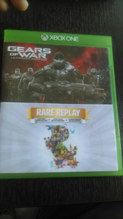 Vendo O Cambio 2 En 1 Gear Of War Y Rare Replay Xbox One