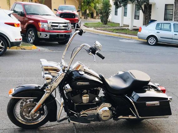Harley-davidson Roadking 2012 Hermosa Impecable Oportunidad