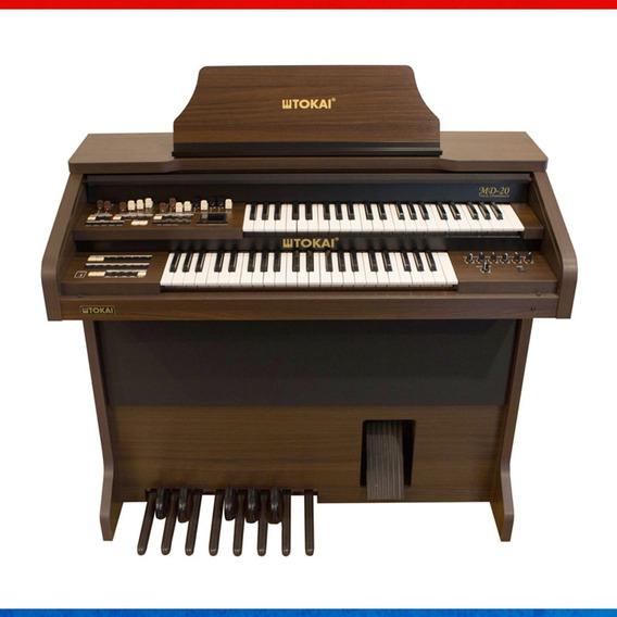 Órgão Tokai Md-20 - Preto !!!