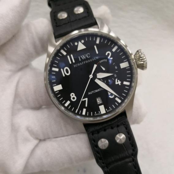 Relógio Masculino I. W. C. Exclusivos Em Até 12x No Cartão