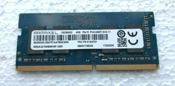 Memoria Ram 4gb Ramaxel Pc4 2400t-sco-11