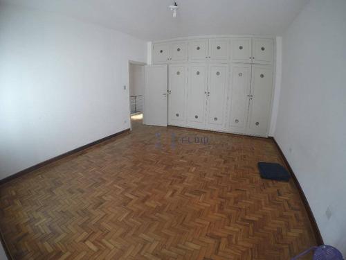Casa 374m², 3 Dormitorios,  6 Vagas - Mirandópolis - Ca0432