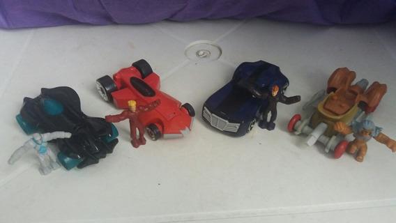 Coleção Completa Mcdonalds Hot Wheels Battle Force 5 2010