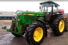 Tractor Agricola John Deere 4955 De 230 Hp Recien Importado