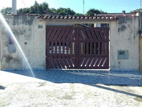 Casa À Venda No Jardim Lindomar - Itanhaém 2976   Sanm