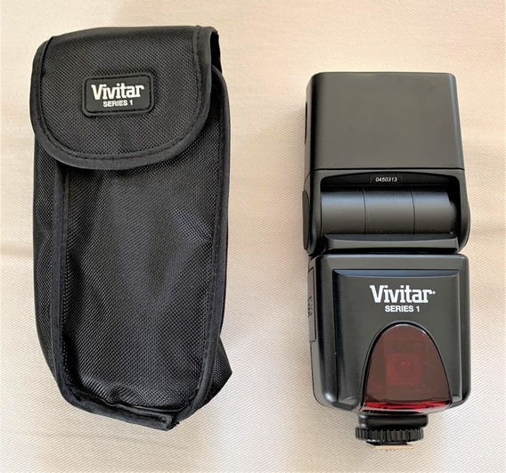 Flash Vivitar 293 - Nik