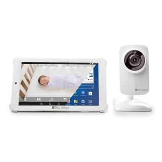 Baby Delight Snuggle Nido 7 Tablet Hd Y Wifi Vídeo Baby Mon