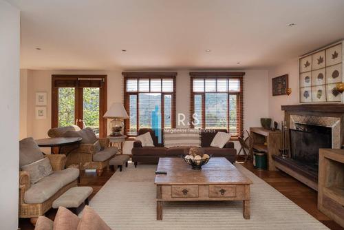 Casa Com 5 Dormitórios À Venda, 300 M² Por R$ 1.100.000,00 - Abernéssia - Campos Do Jordão/sp - Ca0532