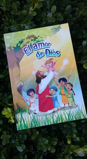 Libros De Historias Bíblicas Para Niños